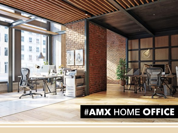 AMX STUDIO | HOME OFFICE